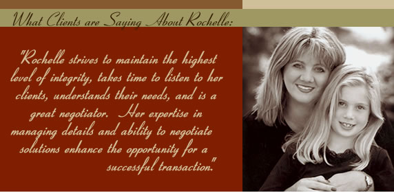 What clients are saying about Rochelle